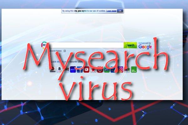 Mysearch.com virus